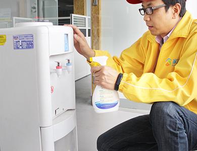 常做家电清洗技术就是对我们的健康负责