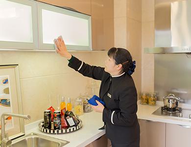 家电清洗设备是如何清洗家电的?