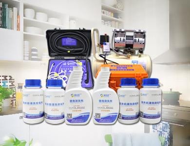 有电器的地方,就有家电清洗设备的市场