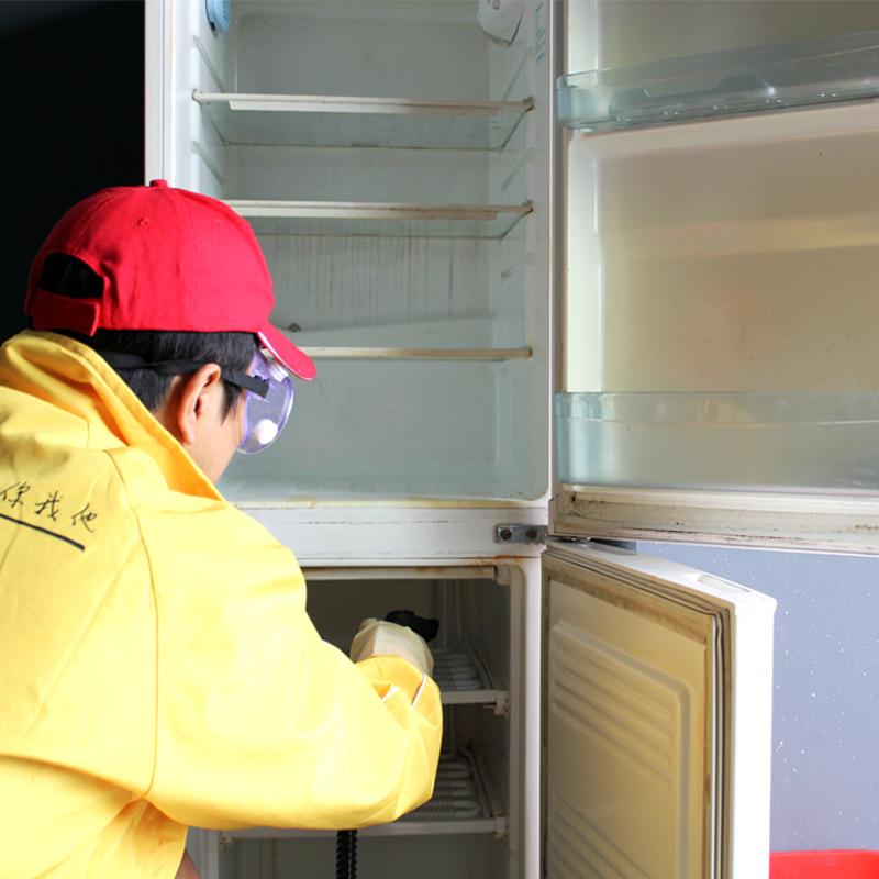家电清洗培训机构告诉你冰箱的特异功能