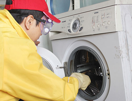 家电清洗市场怎么样?