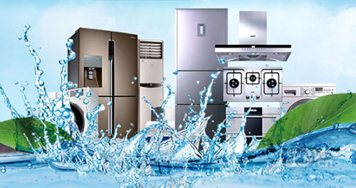 2020流行什么样的家电清洗设备?